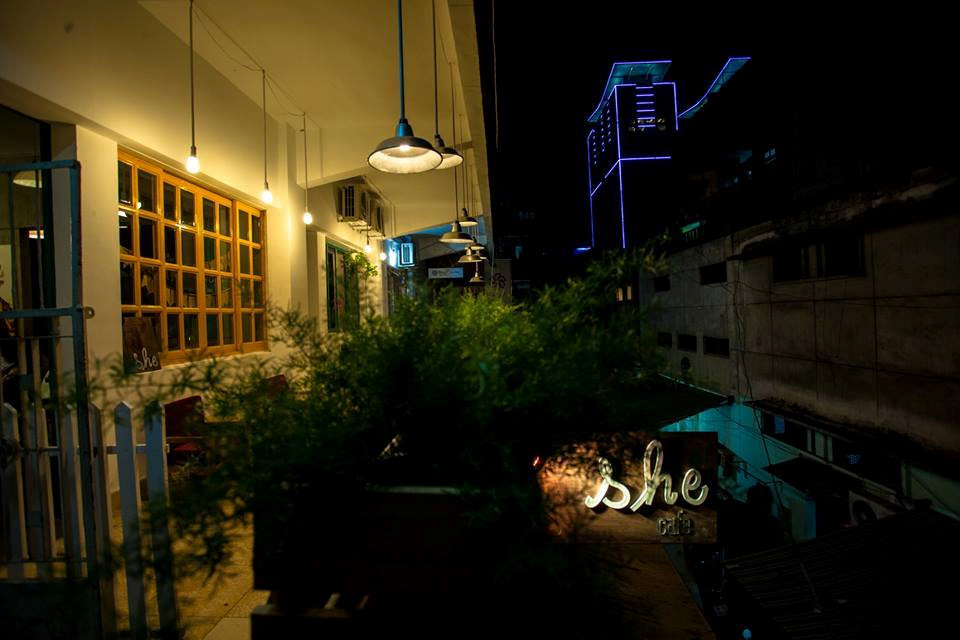 She Cafe - Quận 1